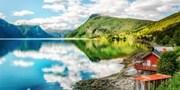1329 € -- Norwegische Fjorde: 10 Tage Kreuzfahrt & All Incl.