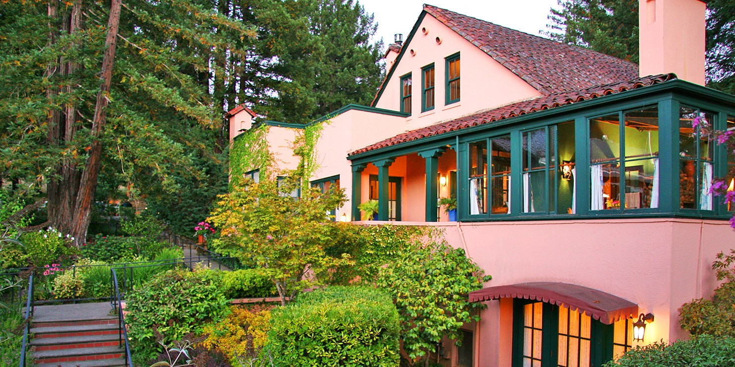 $299 -- Sonoma: 2-Night Luxe Applewood Inn Escape, Save 50%