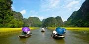 $2095 -- Vietnam: 12-Nt Adventure w/Cruise & Flts, Reg $3135