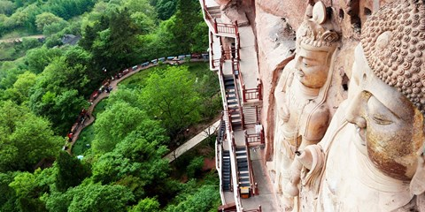 $4199 -- China Orient Express & Silk Road Tour w/Flights