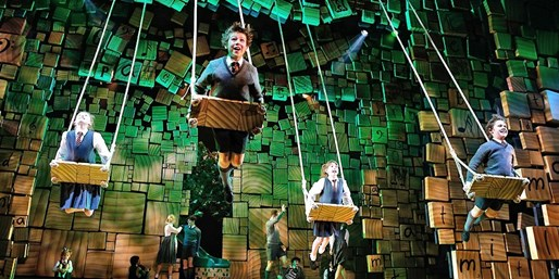 $39 & up -- Roald Dahl's 'Matilda The Musical' on Broadway
