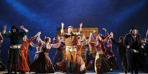 $69 -- 'Fiddler on the Roof' on Broadway, up to 35% Off