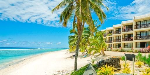 $1099 & up -- 6-Night Rarotonga Stay inc Breakfast & Flights