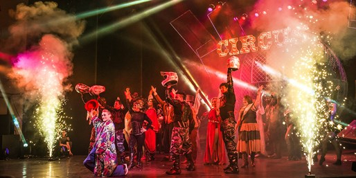 £15 & up -- 'Jaw-Dropping' Circus Theatre Show, Save 40%