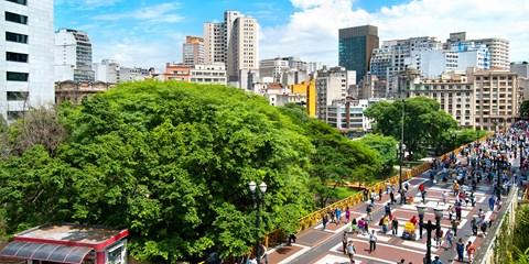 491€ -- Brésil : billets d'avion A/R vers Sao Paulo