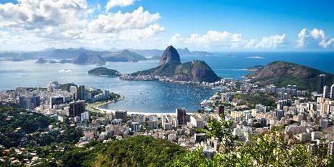 533€ -- Billets d'avion A/R vers Rio de Janeiro en promotion
