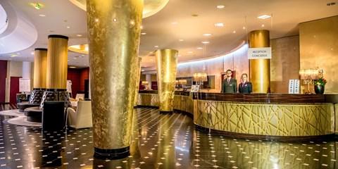 88€ -- Prague : deux nuits en hôtel 4* avec dîner, jsq -56%