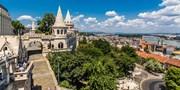 £349pp -- Budapest, Bratislava & Vienna 6-Nt Escape w/Flts