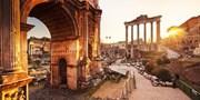 £199pp -- 4-Star Rome & Venice Break w/Flts, Train & Extras