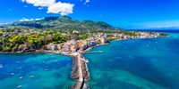 £349pp -- Italy: Ischia Island Break w/Meals, T'fers & Wine