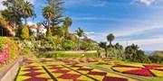 £329pp -- Madeira: All-Inc 4-Star Clifftop Retreat w/Flights
