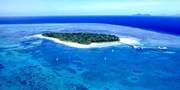 ¥119,800 -- 直行便で行くオーストラリア5日間 ケアンズ4.5星&グリーン島泊
