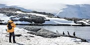 US$9795 -- Antarctica 10-Night Adventure, $4300 Off