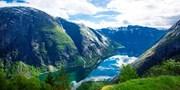 ab 1349 € -- Fjorde & mehr entdecken: 11 Tage AIDA im Sommer
