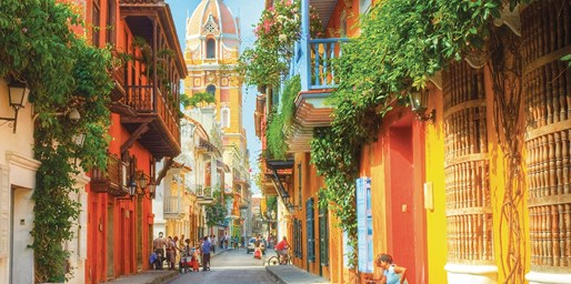 $299-$349* -- Florida to Colombia through March, Roundtrip