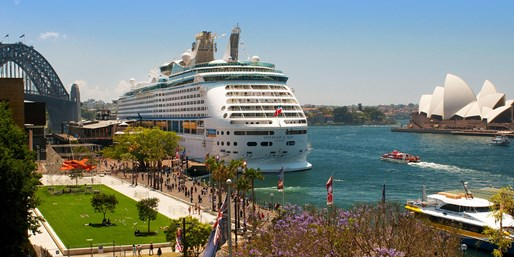 $799 & up -- Royal Caribbean Sale on South Pacific Cruises
