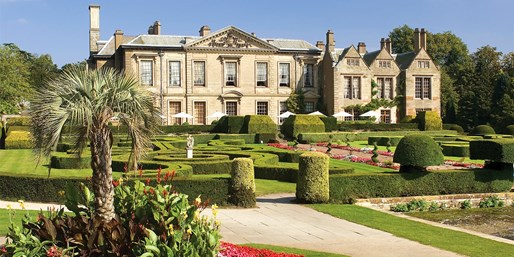 £139 -- Warwickshire Mansion Stay with Dinner, Was £208