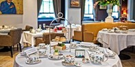£39 -- Mayfair: Champagne Afternoon Tea for 2, 51% Off