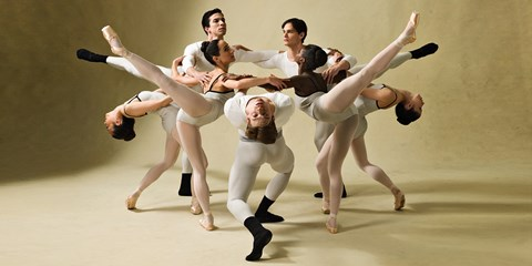 $125 -- The Washington Ballet 4-Show Package, Save up to 30%