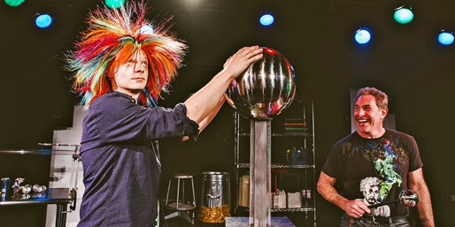 $29 -- Live Science and Magic Show
