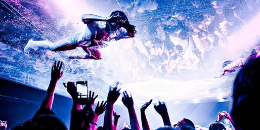 $45 -- 'Fuerza Bruta' at Union Square, Reg. $75