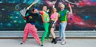 Travel Back In Time w/'Saved By The 90s' Dance Party