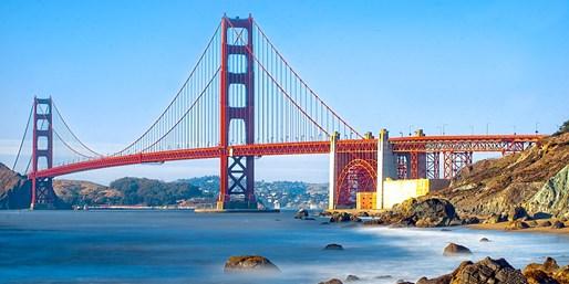 1699 € -- San Francisco bis Las Vegas mit Flug, Auto & Hotel
