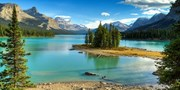 1599 € -- Kanada-Reise mit Vancouver, Tofino & Banff, -330 €