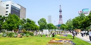 ¥29,800 -- ANA札幌3日間 4つ星ホテル連泊が半額 1万円買物&食事券付