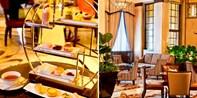 ¥198起 -- 东方巴黎 百年传奇 外滩和平饭店传统英式下午茶