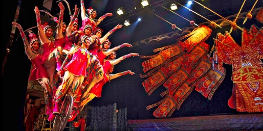 $12.50 -- National Circus of China Returns to Lehman Center