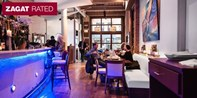 $50 -- Thalassa: 'Elegant' Michelin-Recommended Greek Dining