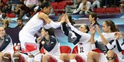 $25 -- Women's Olympic Basketball Team at the Garden