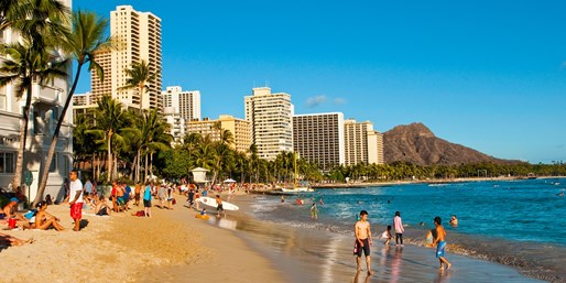 £1499pp -- 15-Nt Hawaii Cruise & 3-Nt Vegas Stay inc Flights