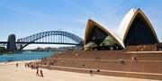 £2299pp -- Australia & New Zealand 18-Nt All-Inc Voyage
