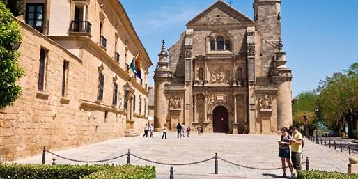 69€ -- Jaén: escapada gourmet en pareja a palacio s. XVI