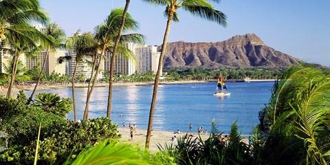 $1,470 起 -- 55 折 歎夏威夷十大酒店連早餐 鄰近海灘 浮潛賞日落
