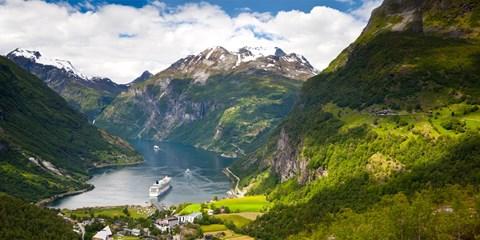 807€ -- Croisière tout compris vers les Fjords cet été, -46%