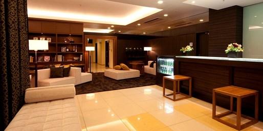 $105 -- Tokyo Hotel in 'Cultural Heart' w/Brekkie, 44% Off