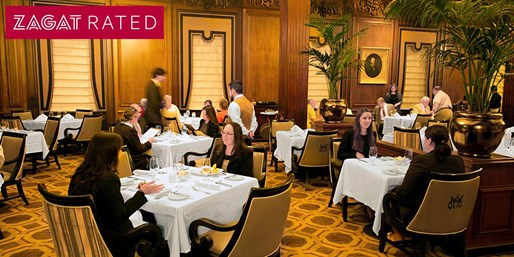 $69 -- Omni Parker House: Dinner for 2 into Fall, Saves 50%