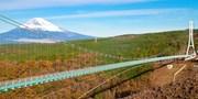 ¥14,000 -- 露天付富士山眺望ホテル泊 往復新幹線ツアー 夕朝食付