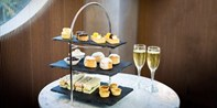 $55 -- Classic High Tea for 2 with a View at Hilton, 44% off