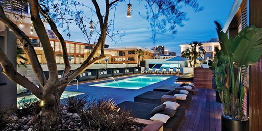 'Serene' Spa Day w/Rooftop Pool at Hard Rock San Diego