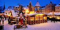 $2298pp -- 9-Nt European Cruise in Christmas Market Season