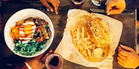 $19 -- Belly Shack: Bib Gourmand-Awarded Dinner, Save 35%