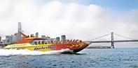 ¥108 -- 5.4折 旧金山30分钟高速艇之旅 途经海湾大桥+恶魔岛 赏海狮/含讲解