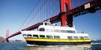 ¥108起 -- 5折 旧金山金门大桥+恶魔岛巡游 60/90分钟可选 2017年底适用