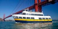 $20 -- San Francisco Bay Cruise w/Golden Gate Views