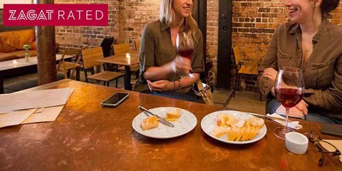 $29 -- 'Romantic' SF Wine Bar: Drinks & Apps for 2