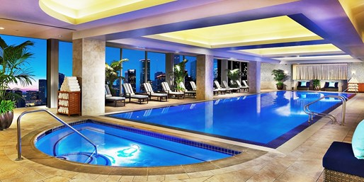$79 -- Hilton Americas Spa & Pool Day, Reg. $140